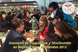 visitas turisticas durante los fines de semana de descanso del curso de acupuntura