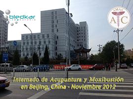 sede del curso de acupuntura en china